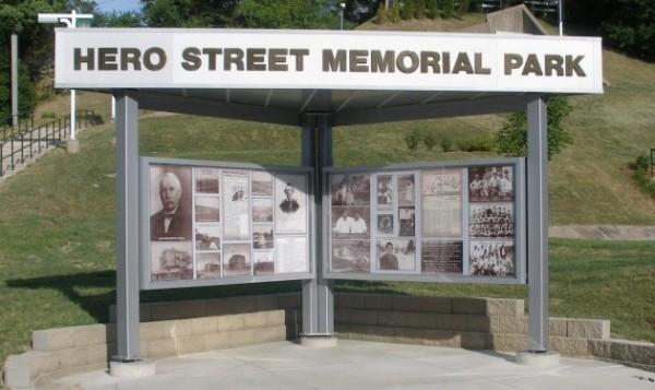 Hero Street Memorial