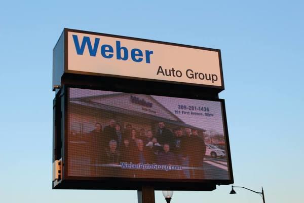Weber Auto Group