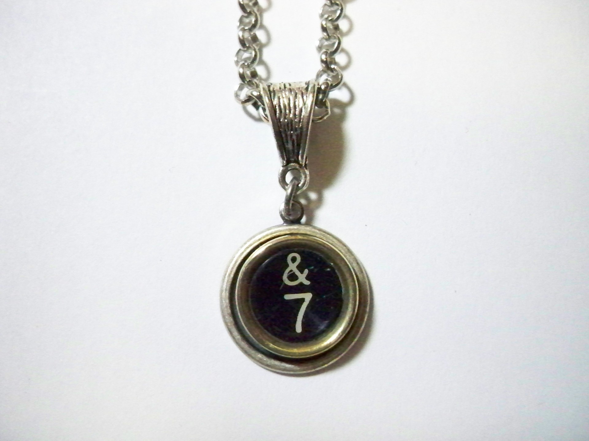 Lucky 7 Necklace
