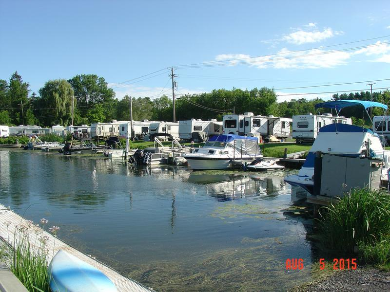 Docks at Marina