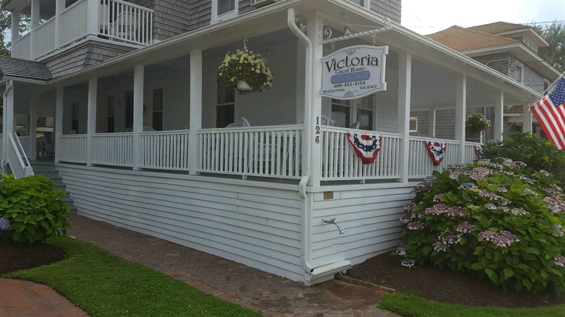 Victoria Guest House Main House