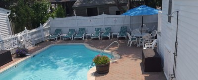 HEATED POOL (thru Mid-Sept)