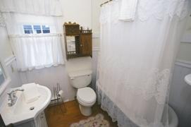 Room 4 Full Bathroom Down the Hall