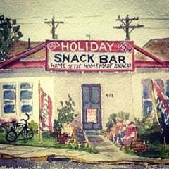 Holiday Snack Bar