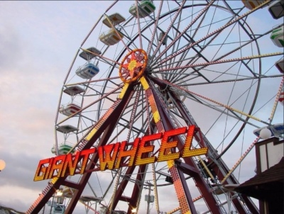 Fantasy Island - Giant Wheel