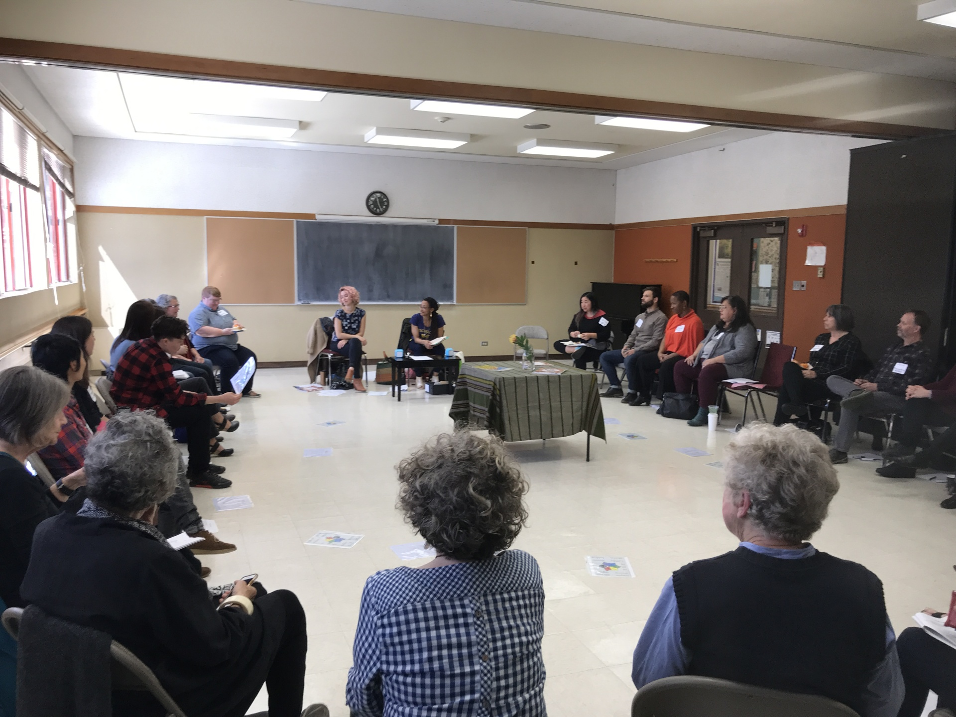 Workshop Recap: Developing Your Intersectional Social Justice Practice