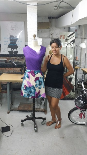 6-MONTH GARMENT CONSTRUCTION