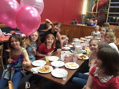 Kids Parties at Knights Warehouse