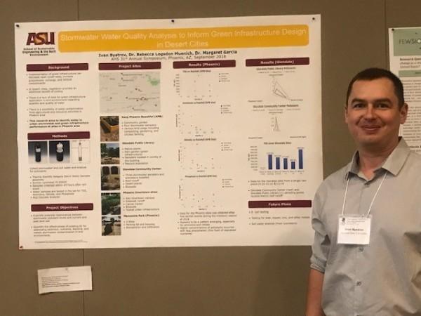Ugrd. Researcher Ivan Bystrov Wins at AHS 2018