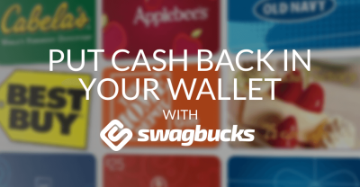 Swagbucks Puts Cash Back in Your Wallet