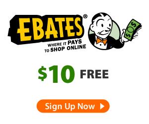 Ebates - Get Paid to Shop Online
