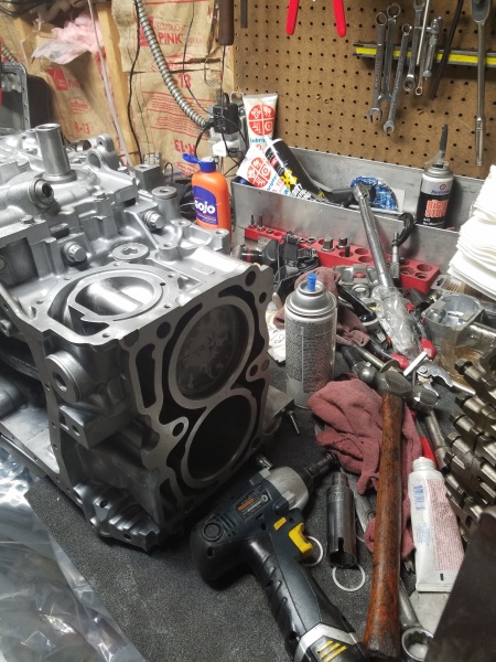 2.0 turbo build