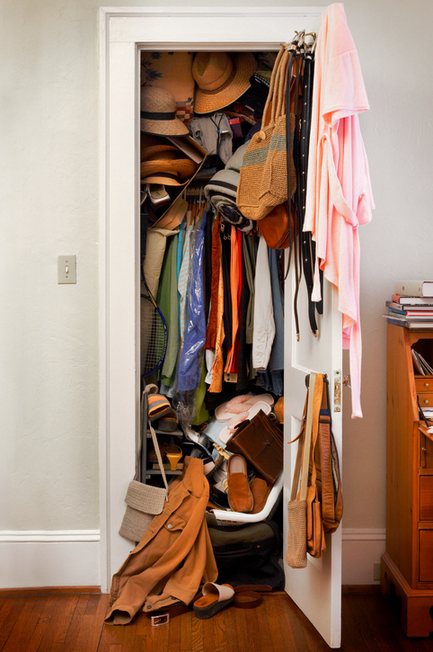 How to Create (and Maintain) a Boutique Closet