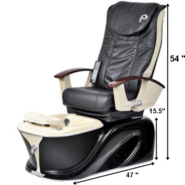 pibbs spa pedicure chair