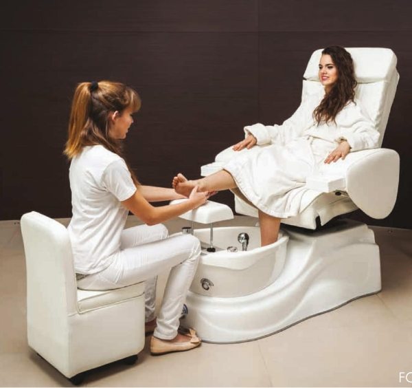 foot reflex spa pedicure chair