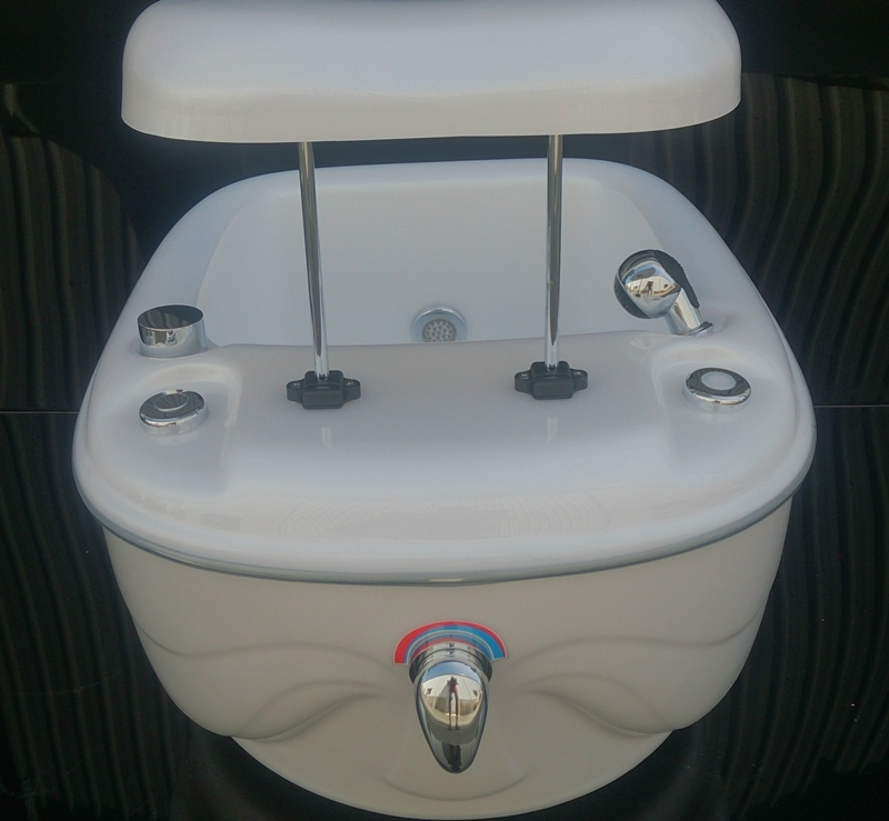 portable spa pedicure