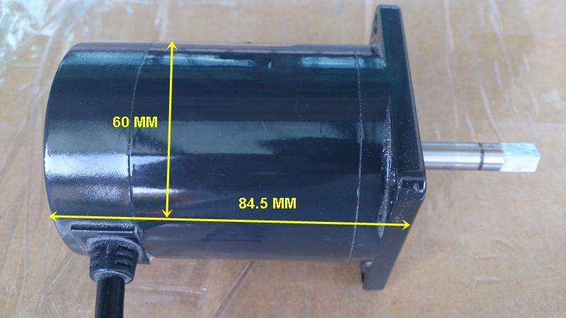 Smile jet brushless motor