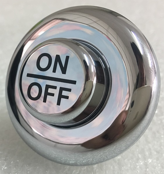 On/off air button