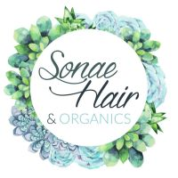 Sonae Hair and Organics Logo