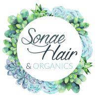 Sonae Hair and Organics Logo