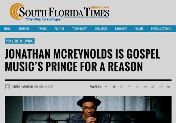 Gospel's Prince?
