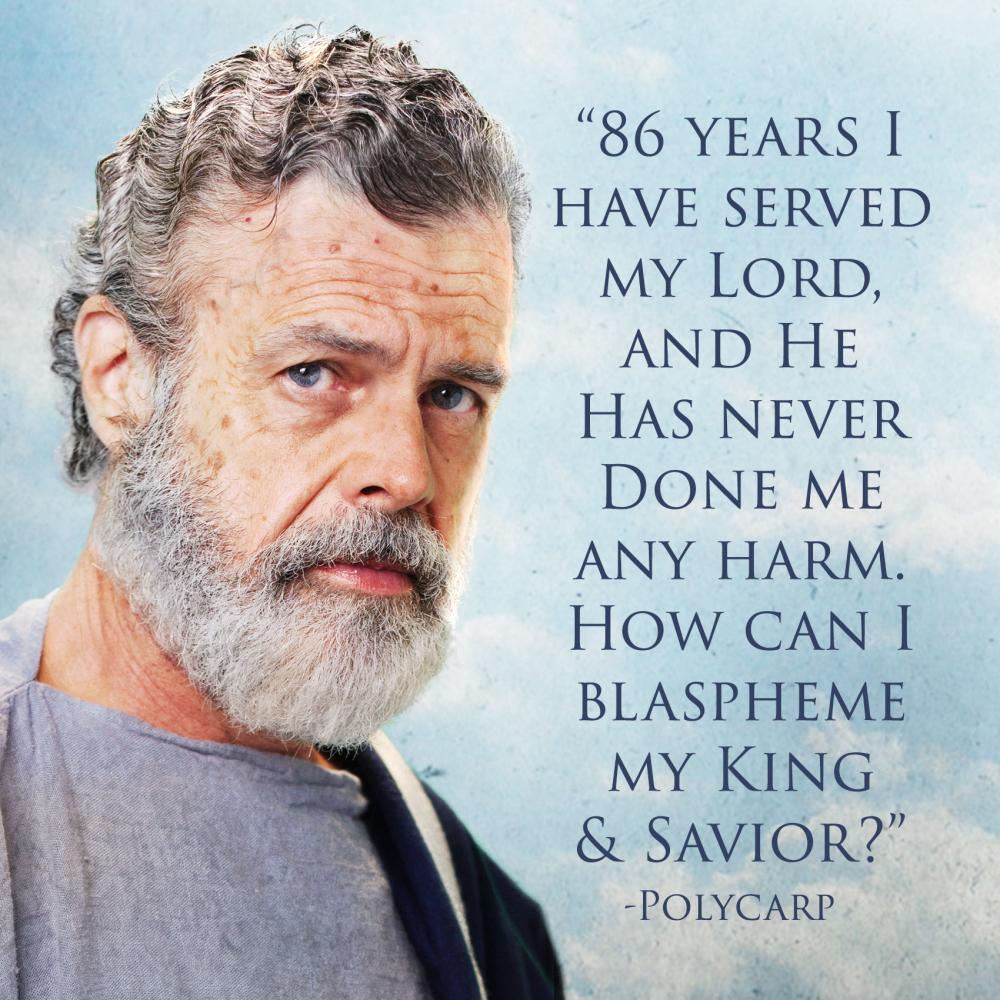 Meet Pastor Polycarp