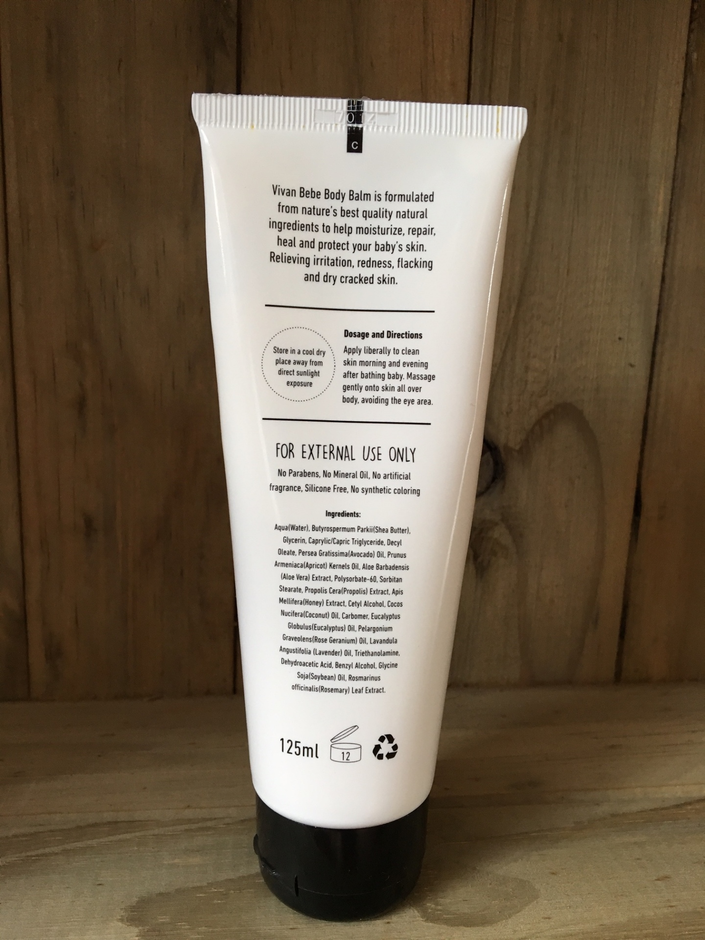 Dermacare Body Balm