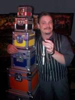 Tom Burgermeister, master magician