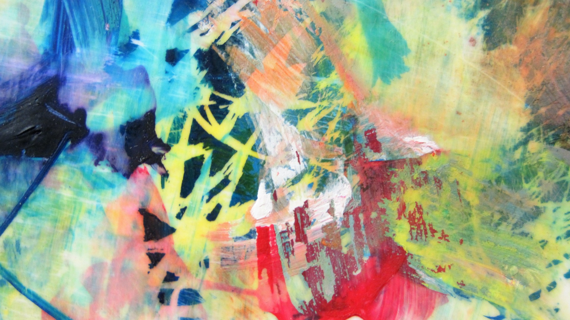 abstract close up