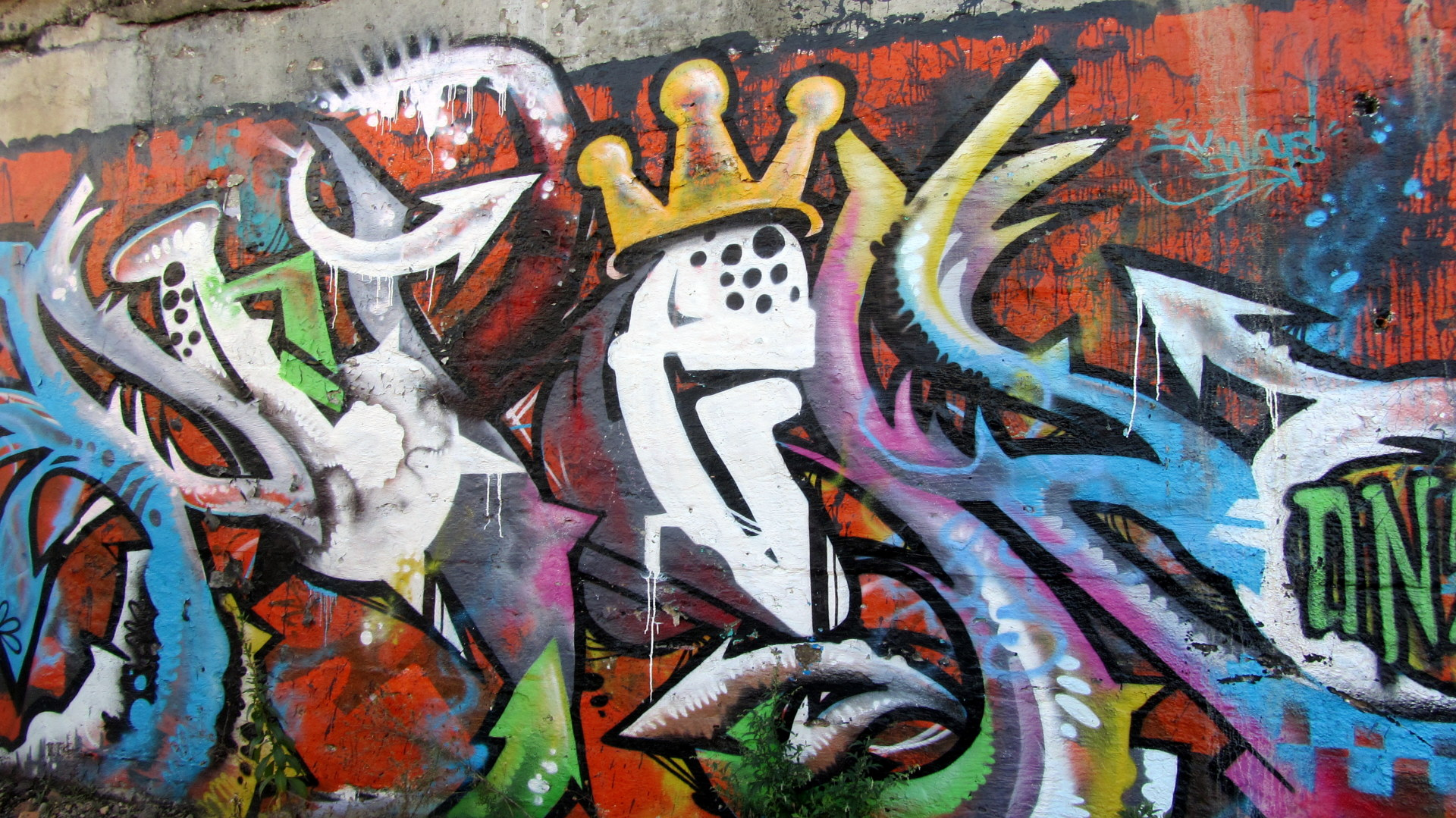 photo grafitti