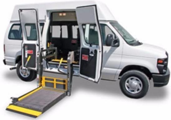 Medivan & Service Car