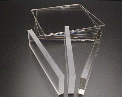 Acrylic Edge Finishes Saw Cut, Routed, and Polished