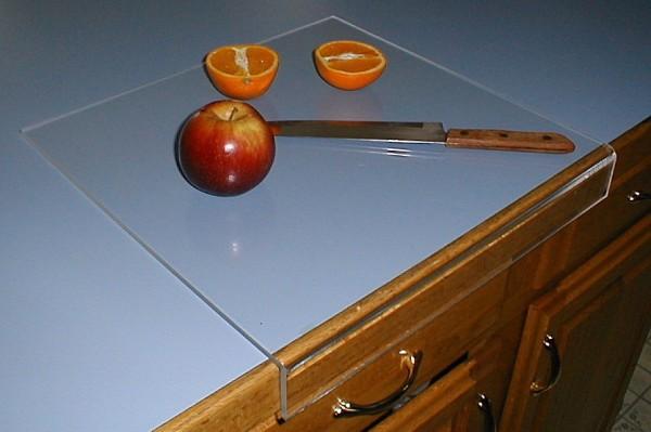 Clear Acrylic FDA Cutting Boards