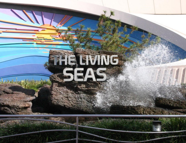 The Living Seas at Epcot