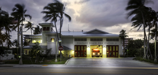Pompano Beach Fire Station
