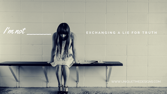 Exchanging a life for truth: You ARE Valuable.