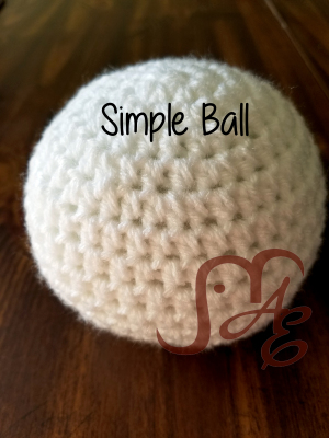 Simple Ball Pattern