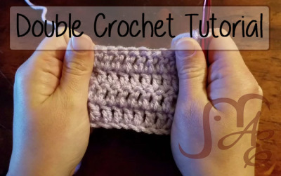 Double Crochet Tutorial