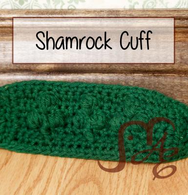 Shamrock Cuff