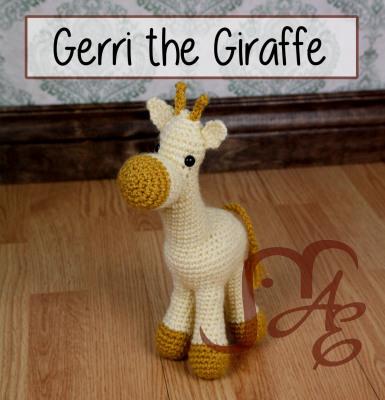 Giraffe Amigurumi