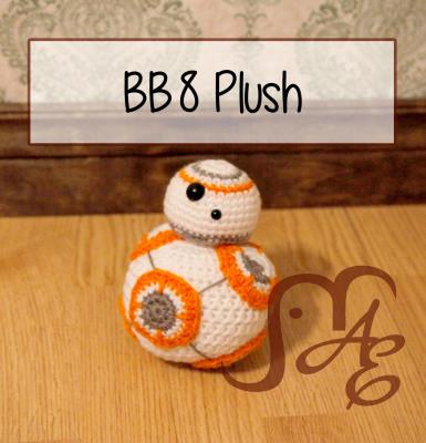 BB8 Plush