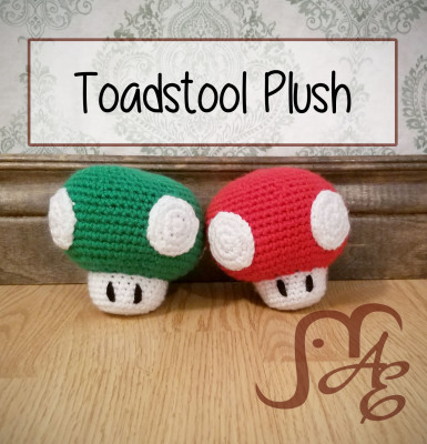 Toadstool Plush