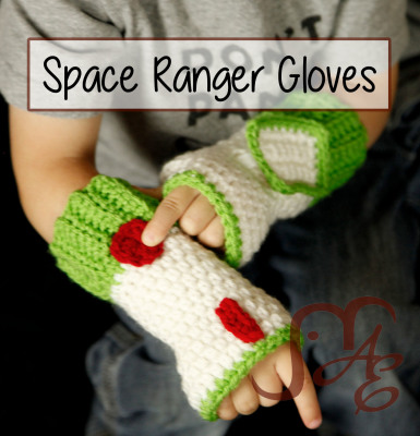 Space Ranger Gloves