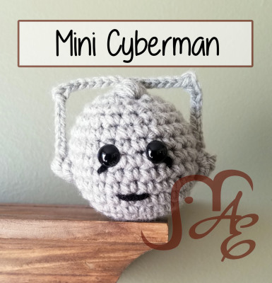 Mini Cyberman