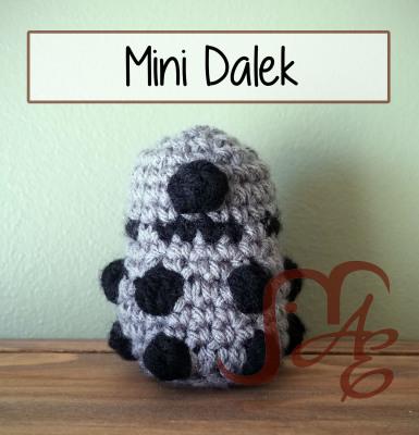 Mini Dalek