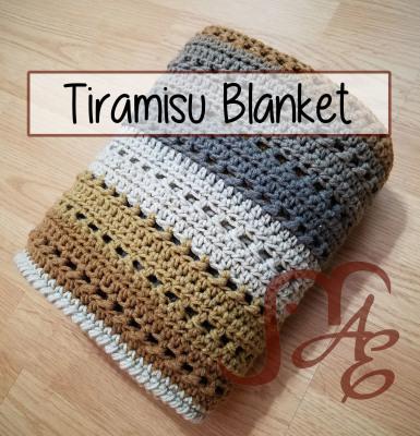 Tiramisu Blanket