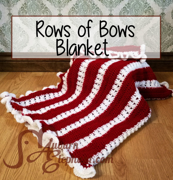Rows of Bows Blanket
