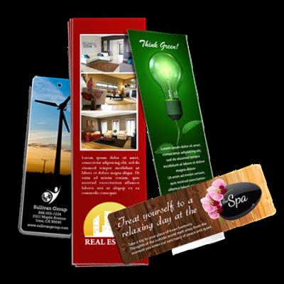We print bookmarks in Chesapeake for Hampton Roads, Virginia