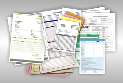 We print business forms in Chesapeake for Hampton Roads, Virginia