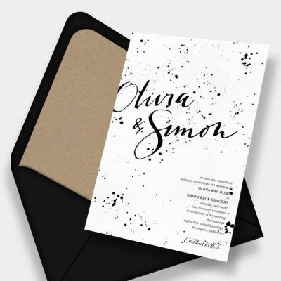 We print invitations in Chesapeake for Hampton Roads, Virginia